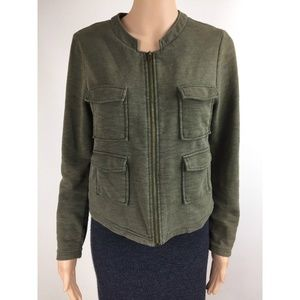Urban Outfitters Women's Jacket Green Sz M - D638
